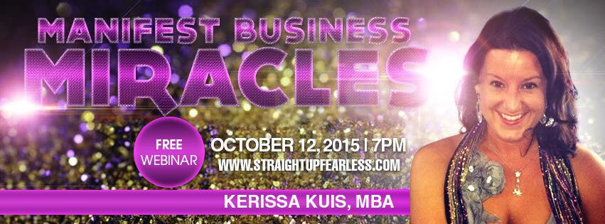 Manifest Business Miracles