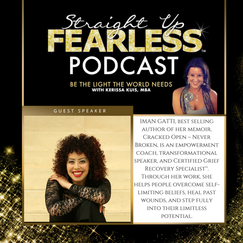 Straight Up Fearless! Podcast